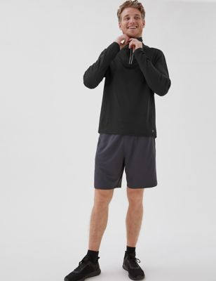 Half Zip Long Sleeve Training Top