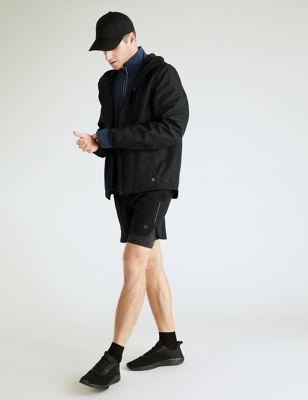 Stretch 2-in-1 Layered Training Shorts