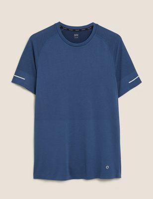 Slim Fit Seam Free T-Shirt