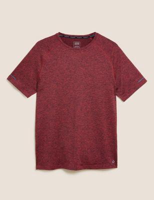 Quick Dry Raglan Training T-Shirt