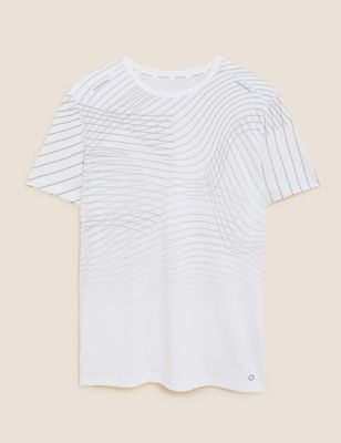 Slim Fit Active Recycled Training T-Shirt