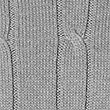 Pure Cotton Textured Slipover Jumper, GREY, swatch