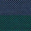 Cotton Textured Chest Stripe Jumper - navy