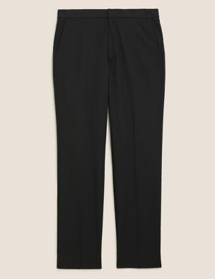 Regular Fit 360 Flex Elasticated Trouser