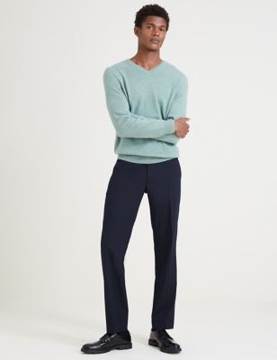 Slim Fit 360 Flex Elasticated Trouser