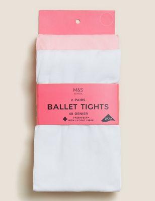 2pk Ballet Opaque Tights