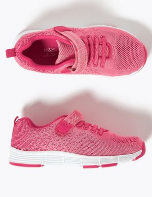 Kids' Light As Air Knitted Trainers (5 Small - 12 Small)