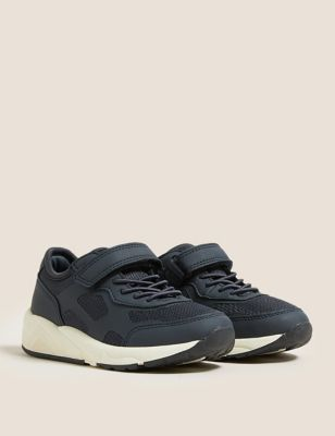Chunky Riptape Trainers (5 Small - 12 Small)