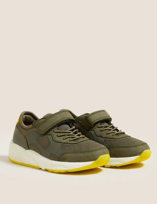 Kids' Chunky Riptape Trainers (5 Small - 12 Small)