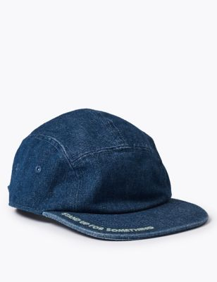 Pure Cotton Embroidered Baseball Cap