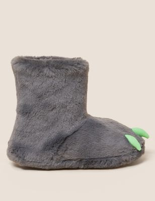Kids' Claw Slipper Boots (5 Small - 7 Large)