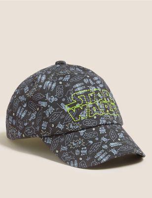 Kids' Pure Cotton Star Wars™ Baseball Cap (6-13 Yrs)