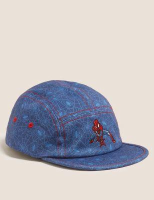 Kids' Pure Cotton Spider-Man™ Baseball Cap (1-6 Yrs)