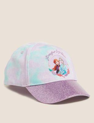 Kids' Cotton Disney Frozen™ 2 Baseball Cap (18 Mths - 10 Yrs)