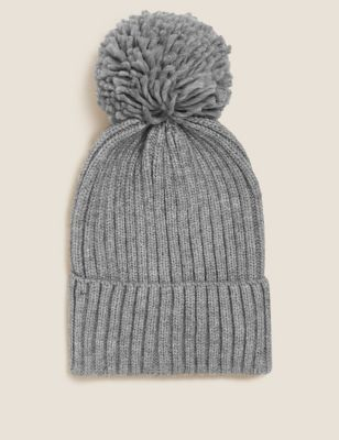 Kids' Pom Pom Winter Hat (0 Mths - 13 Yrs)