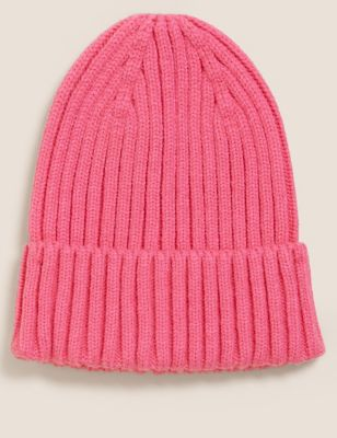 Kids' Plain Winter Hat (12 Mths -13 Yrs)