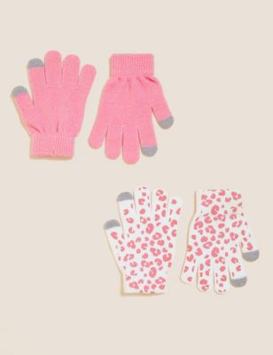 Kids' 2pk Magic Gloves