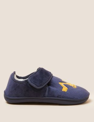 Kids' Digger Riptape Slippers (5 Small - 12 Small)
