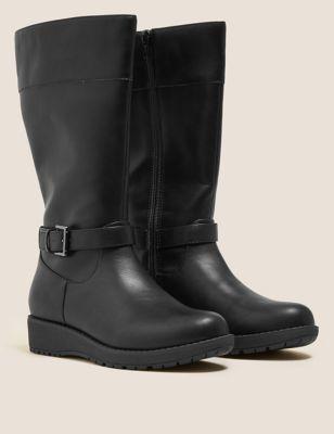 Kids' Freshfeet™ Mid Calf Boots (13 Small - 6 Large)