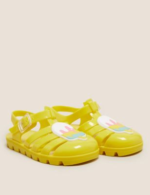 Kids' Ice Cream Jelly Shoes (5 Small - 12 Small)