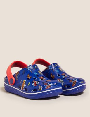 Kids' Spider-Man™ Clogs (5 Small - 12 Small)