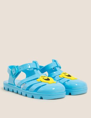 Mr Men™ Jelly Sandals (5 Small - 12 Small)