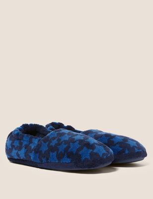 Kids' Star Slippers (13 Small - 7 Large)