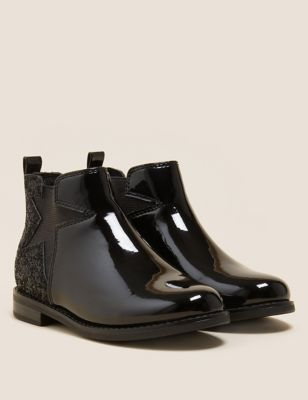 Kids' Freshfeet™ Slip-On Chelsea Boots (5 Small - 12½ Small)