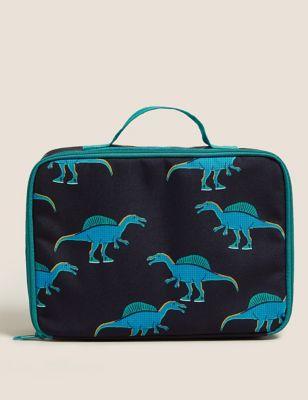 Kids' Dinosaur Print Lunch Box