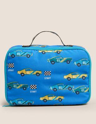 Kids' Racing Car Lunch Box