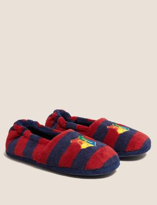 Kids' Harry Potter™ Crest Slippers (13 Small - 7 Large)