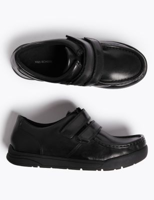 Kids' Leather Freshfeet™ School Shoes (13 Small - 9 Large)