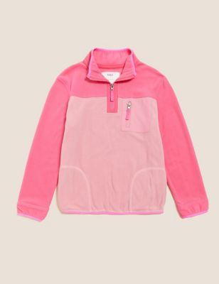 Colour Block Fleece (2-16 Yrs)