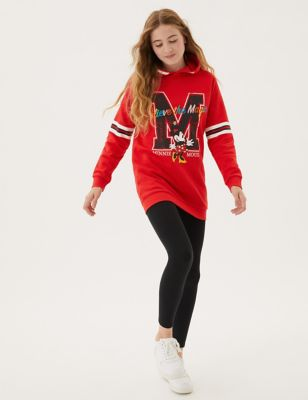 Cotton Minnie Mouse™ Hoodie (6-16 Yrs)
