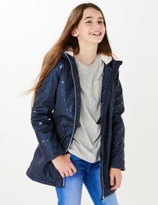 Stormwear™ Star Print Fisherman Raincoat (6-16 Yrs)