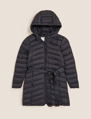 Stormwear™ Lightweight Longline Padded Coat (6-16 Yrs)
