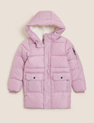 Stormwear™ Longline Padded Coat (6-16 Yrs)