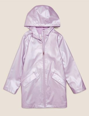 Stormwear™ Metallic Fisherman Coat (6-16 Yrs)