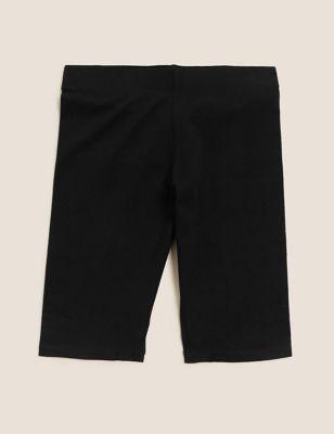 Cotton Cycling Shorts (6-16 Yrs)