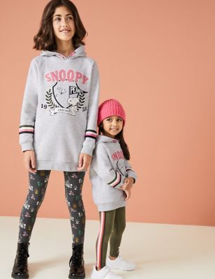 Cotton Snoopy™ Hoodie (6-16 Yrs)
