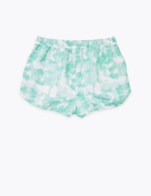 Tie Dye Swim Shorts (6-16 Yrs)