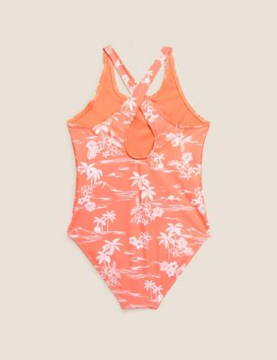 Tropical Swimsuit (6-16 Yrs)
