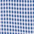 Girls' Easy to Iron Gingham School Skirt (2-14 Yrs) - midblue