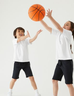 2 Pack Unisex Skin Kind™ School Polo Shirts (2-16 Yrs)