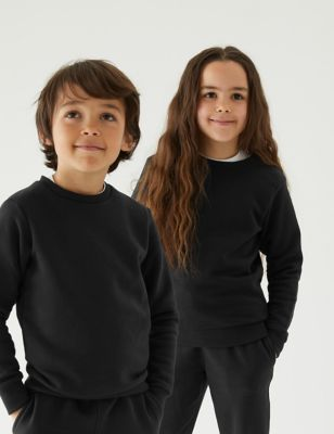 Unisex Regular Fit School Sweatshirt (3-16 Yrs)