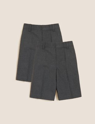2pk Boys' Adaptive School Shorts