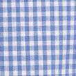 2pk Girls' Cotton Gingham School Dresses (2-14 Yrs) - midblue