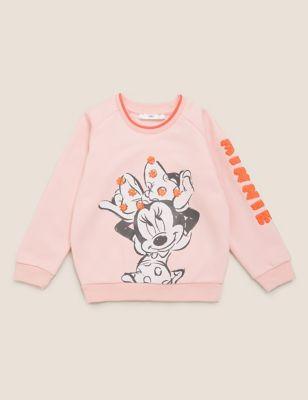 Cotton Minnie™ Sweatshirt (2-7 Yrs)