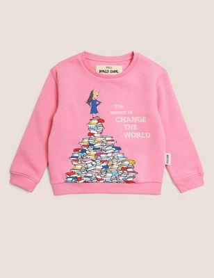 Roald Dahl™ Matilda Sweatshirt (2-7 Yrs)