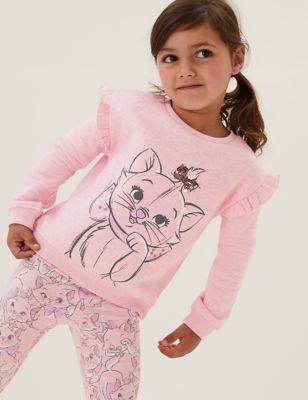 Cotton Aristocats™ Sweatshirt (2-7 Yrs)